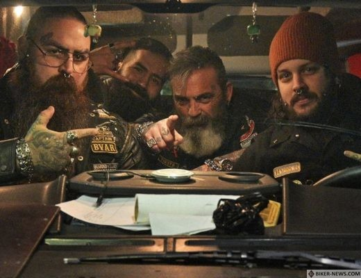 Bearded Villains