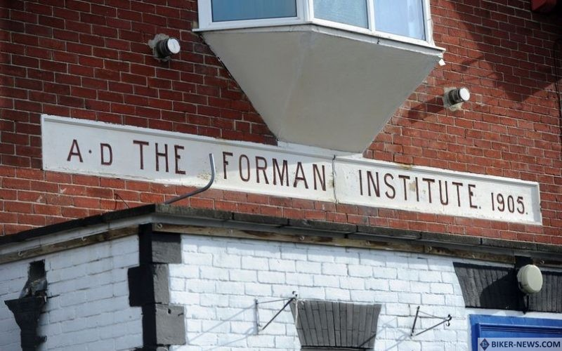 Seven men are accused of carrying out an attack at the Forman Institute