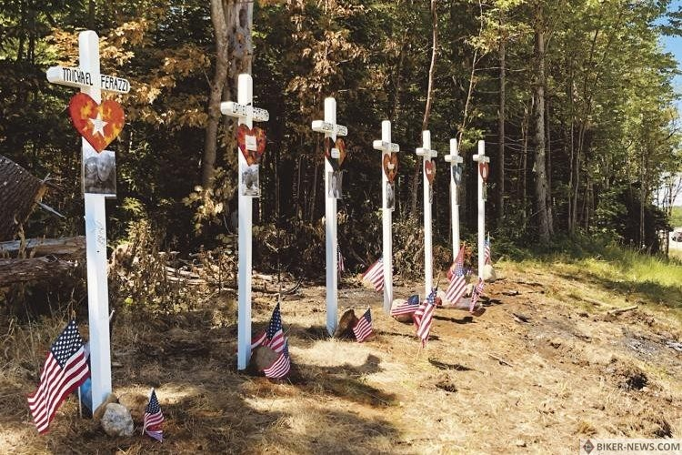 Memorial Ride for Fallen 7