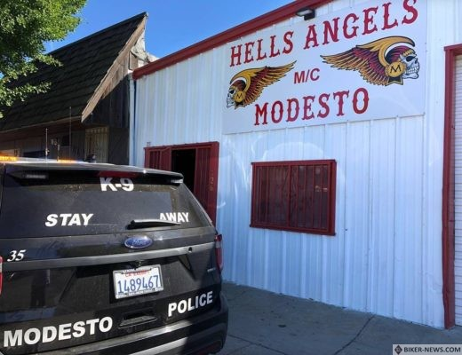 Final Suspect Arrested in Alleged Modesto Hells Angels Meth Ring