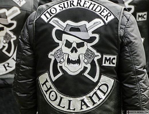 No Surrender MC Holland
