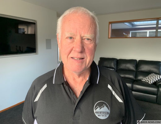 Peter Cleveland, of the Wanaka Motorcycle Club, is organising a trip to India so club members can travel the world's highest motorable road by motorcycle. The group leaves Christchurch on Tuesday.