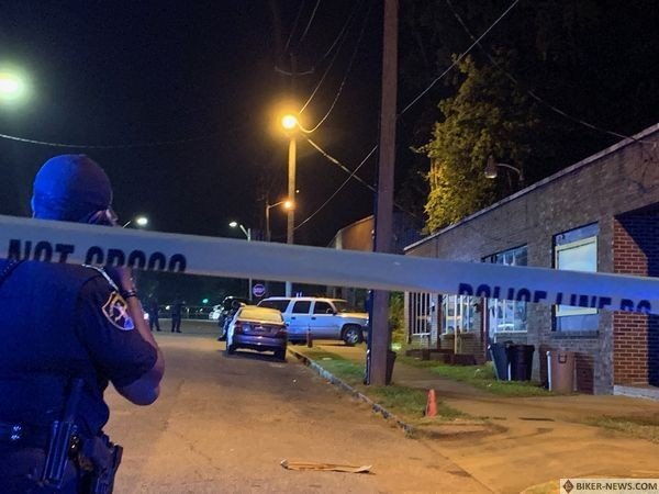 A drive-by shooting Saturday, July 6, 2019 left one man dead outside an Ensley motorcycle club.