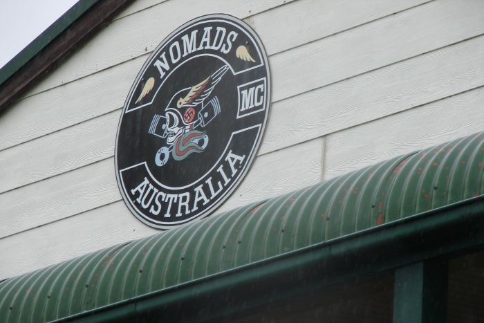 Nomads clubhouse in Bridge Street, Muswellbrook.