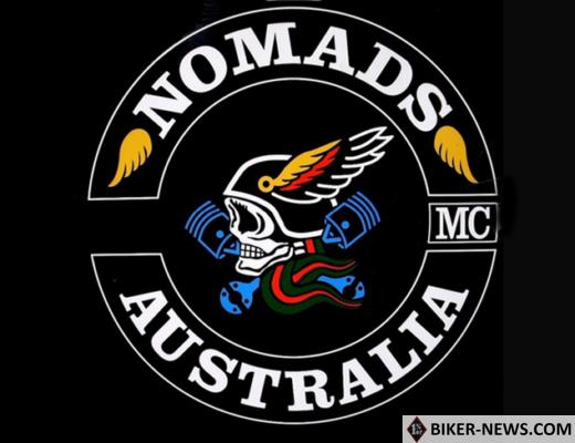 Nomads MC Australia