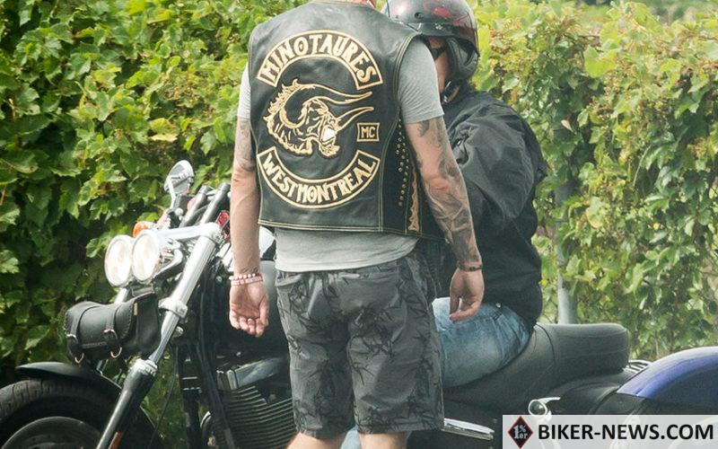 Minotaures West Montreal motorcycle club