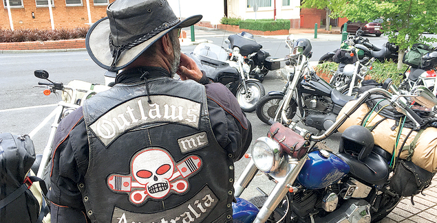 Outlaws MC Australia