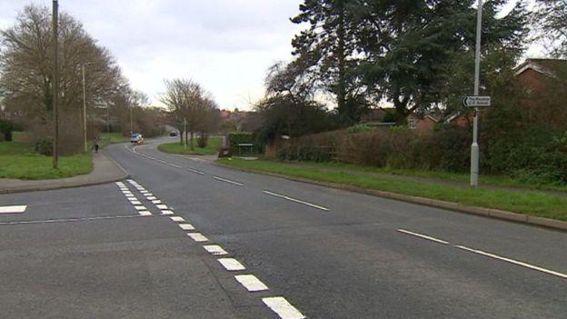 Newton Lane, Wigston