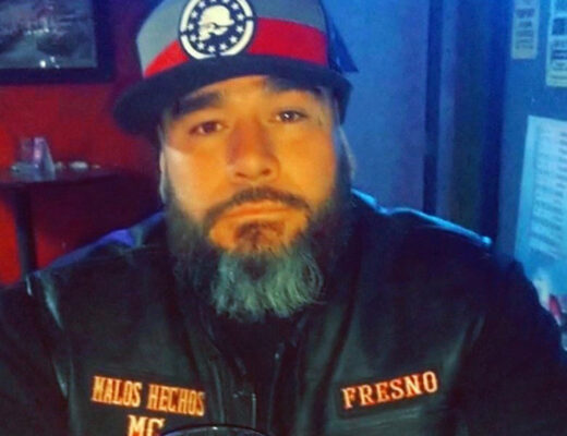 Jesse Verdugo, 47, a member of the Malos Hechos motorcycle club, is sought on charges of assault with a deadly weapon.