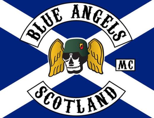 Blue Angels MC Scotland