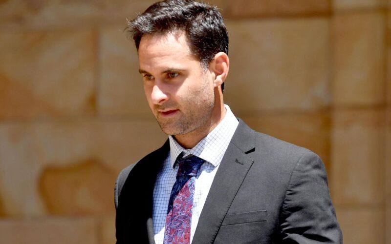 Lawyer Andrew Graham