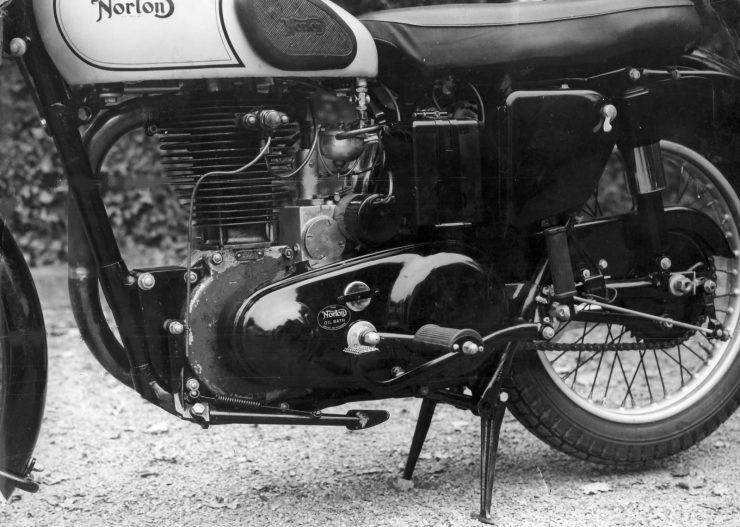 Norton Diesel Motorcycle