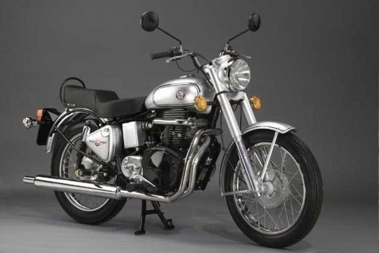 Diesel Motorcycle