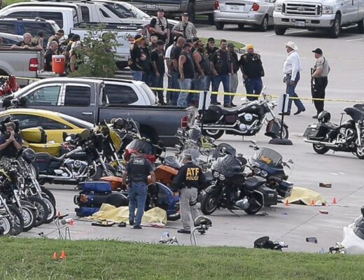 Waco, Texas Biker Shootout Leads to Nearly 200 Arrests