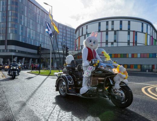 Glasgow Children's Hospital Charity Easter Egg Run