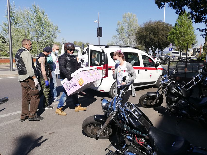 Italian Red Cross collaboration