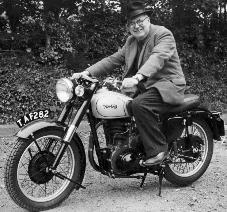 diesel norton motorcycle