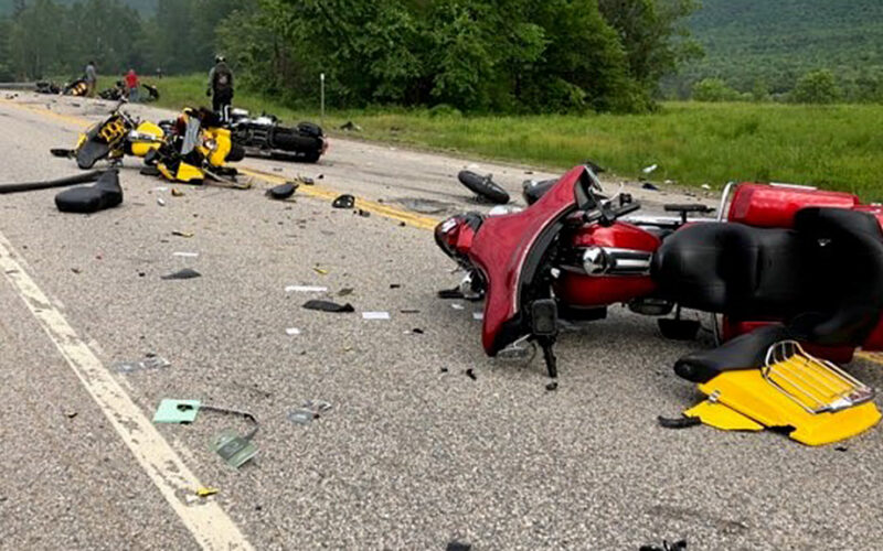 Fallen 7 crash