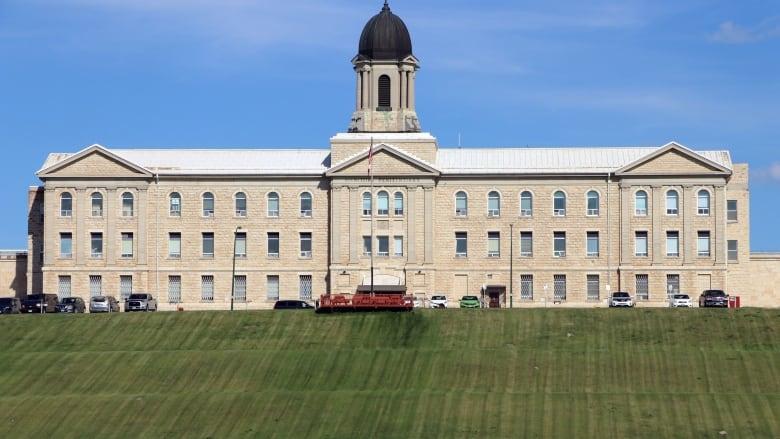 Stony Mountain prison