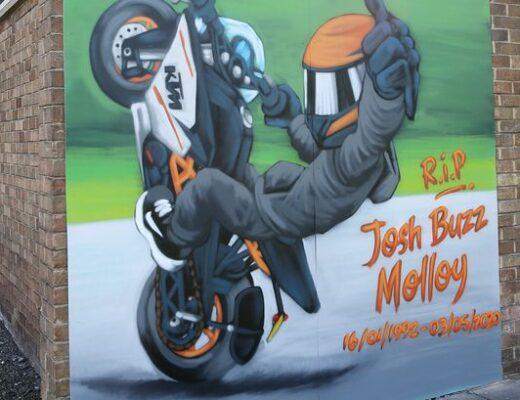 Joshua Molloy mural
