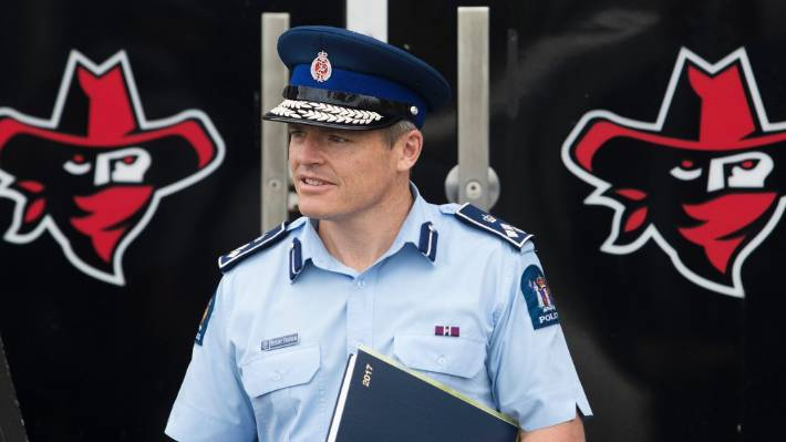 Assistant Commissioner Richard Chambers has confirmed a new branch of the National Organised Crime Group will be based in Christchurch.