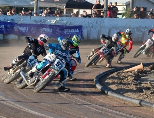 Welland motorcycle track