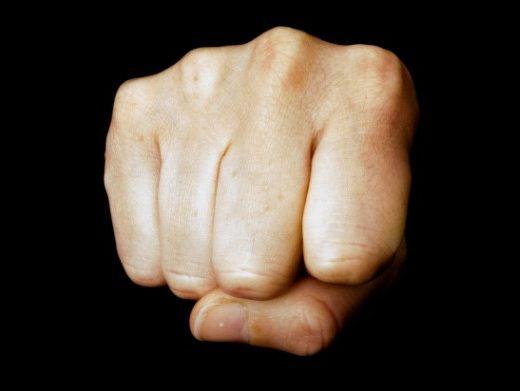 brawl, fight