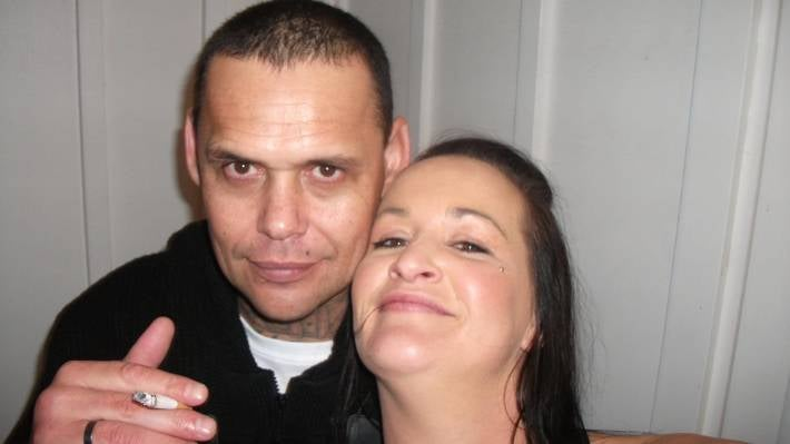 Kirstyn Beattie told police she knew her shot her husband, but wouldn't reveal their identity.