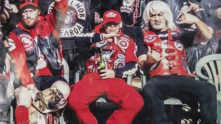 Rota Beattie rose through the ranks of the Mongrel Mob's Aotearoa chapter and was vice president when he died.