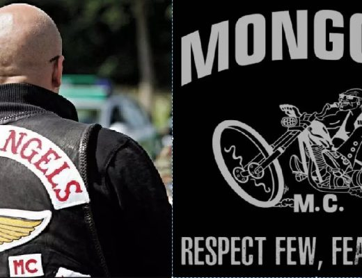 Hells Angels vs Mongols