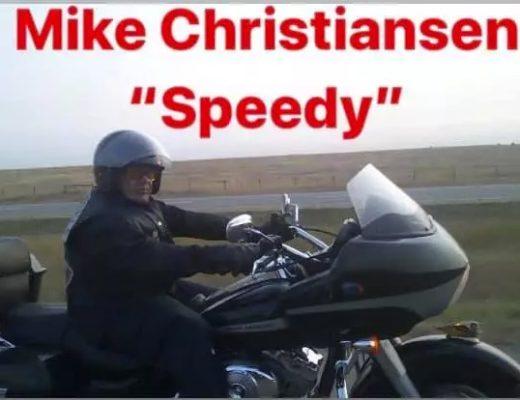 Mike Speedy Christiansen